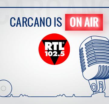 CARCANO ON AIR RTL